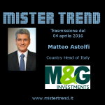Matteo Astolfi di M&G Investments
