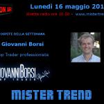 Giovanni Borsi, trader professionista – l'intervista