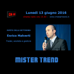 Enrico Malverti e i Robo Advisor – intervista radio