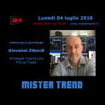 Giovanni Zibordi parla di mercati ai nostri microfoni – intervista radio