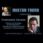 Francesco Caruso come gestire il proprio denaro