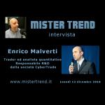 Enrico Malverti sarà vero rialzo in Italia?