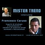 Francesco Caruso, come alzare il profilo di rischio