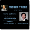 Carlo Vallotto analizza i mercati delle valute e delle commodity