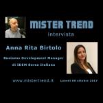 Trading Online Expo. Anticipazioni con Anna Rita Birtolo