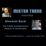 Giovanni Borsi commenta i mercati