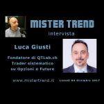 Luca Giusti ci spiega le strategie di QTLab.ch
