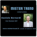 19 febbraio 2018 – Quant 2018 – ospite Daniele Bernardi