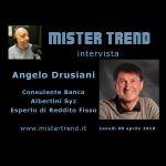 9 aprile 2018 – BTP Italia, è l'ora di investirci? – Ospite: Angelo Drusiani