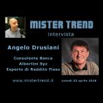 23 aprile 2018 – Spread e obbligazioni estere – Ospite: Angelo Drusiani