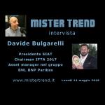 14 maggio 2018 – il Presidente di SIAT Italia ai nostri microfoni – Ospite: Davide Bulgarelli