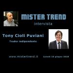 25 giugno 2018 – Leggere i mercati con gli strumenti finanziari – Ospite: Tony Cioli Puviani