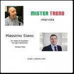 Massimo Siano di WisdomTree – 1 ottobre 2018